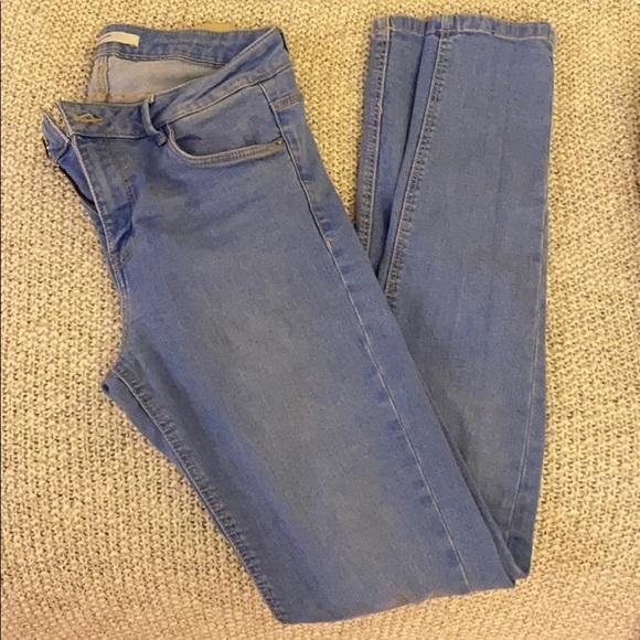 Zara Trafuluc Light Wash Skinny Jeans (6)